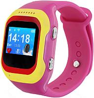 Умные часы детские Ginzzu GZ-501 (розовый) -