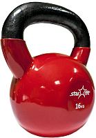 Гиря Starfit DB-401 (16кг, красный) -