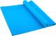 Коврик для йоги и фитнеса Starfit FM-101 PVC (173x61x1.0см, синий) -