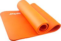Коврик для йоги и фитнеса Starfit FM-301 NBR (183x58x1.5см, оранжевый) -