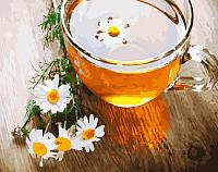 Картина по номерам Picasso Ромашковый чай (PC4050373) -