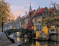 Картина по номерам Picasso Красота старой Европы (РС4050379) -