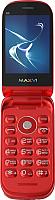 Мобильный телефон Maxvi E3 (красный) -