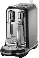 Капсульная кофеварка Bork Nespresso C730BK Creatista (черный) -