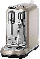 Капсульная кофеварка Bork Nespresso C730CH Creatista (шампань) -