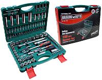 Универсальный набор инструментов Braumauto BR-108 -