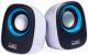 Мультимедиа акустика CBR CMS-520 (синий) -