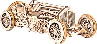 Сборная модель Ugears Спорткар U9 Гран-при -