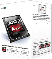 Процессор AMD A4-6300 Box / AD6300OKHLBOX -