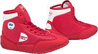 Обувь для борьбы Green Hill GWB-3052/GWB-3055 (красный/белый, р-р 45) -