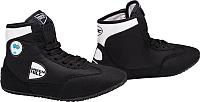 Обувь для борьбы Green Hill GWB-3052/GWB-3055 (черный/белый, р-р 38) -