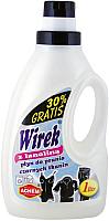 Гель для стирки Wirek Жидкое моющее средство для черных тканей (1л) -