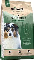 Корм для собак Chicopee CNL Mini Adult Lamb & Rice (2кг) -