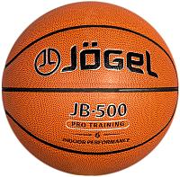 Баскетбольный мяч Jogel JB-500 (размер 6) -