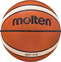 Баскетбольный мяч Molten BGF7X FIBA (размер 7) -