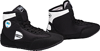 Обувь для борьбы Green Hill GWB-3052/GWB-3055 (черный/белый, р-р 44) -