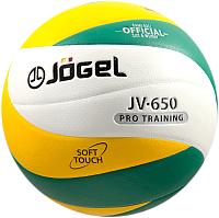 Мяч волейбольный Jogel JV-650 (размер 5) -