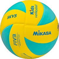 Мяч волейбольный Mikasa SKV5-YLG (размер 5) -