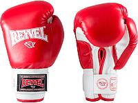 Боксерские перчатки Reyvel RV-101 / 10oz (красный) -