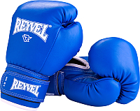 Боксерские перчатки Reyvel RV-101 / 12oz (синий) -