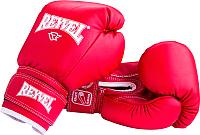 Боксерские перчатки Reyvel RV-101 / 8oz (красный) -
