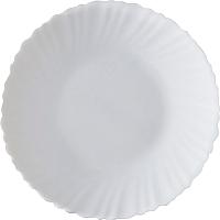 Тарелка закусочная (десертная) Maestro Белое MR-30868-02 -