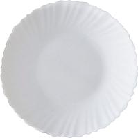 Тарелка столовая мелкая Maestro Белое MR-31068-04 -