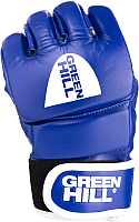 Перчатки для единоборств Green Hill Combat Sambo MMR-0027CS (M, синий) -