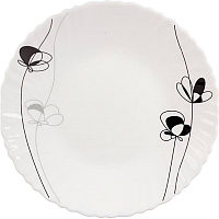 Тарелка столовая мелкая Maestro Ноктюрн MR-31061-04 -