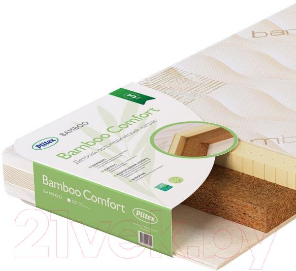 Купить Детский матрас Плитекс, Bamboo Comfort ББ-01/1, Беларусь, Bamboo (Плитекс)