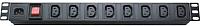 Сетевой фильтр Crown CMPDU-02 -