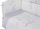 Комплект постельный в кроватку Perina Пио Пио / ПП7-01.2 -