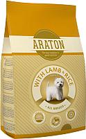 Корм для собак Araton Adult Lamb & Rice / ART24288 (3кг) -