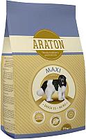 Корм для собак Araton Adult Maxi / ART24128 (15кг) -