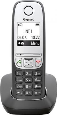 Беспроводной телефон Gigaset A415 (Black) - общий вид