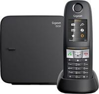 Беспроводной телефон Gigaset E630 (Black) -