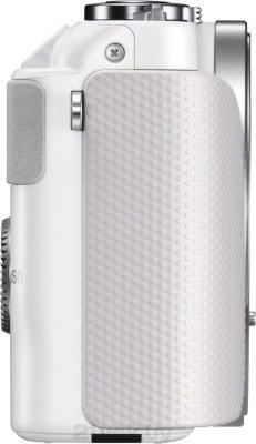 Беззеркальный фотоаппарат Sony NEX-3NLW - вид сбоку