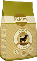 Корм для собак Araton Junior All Breeds / ART24125 (15кг) -