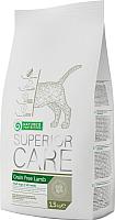 Корм для собак Nature's Protection Superior Care Grain Free Lamb / NPS45248 (1.5кг) -