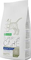 Корм для собак Nature's Protection Superior Care Grain Free Salmon / NPS45285 (1.5кг) -
