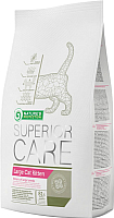 Корм для кошек Nature's Protection Superior Care Large Cat Kitten / KIK25583 (15кг) -