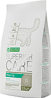 Корм для кошек Nature's Protection Superior Care White Cat / NPS45085 (1.5кг) -