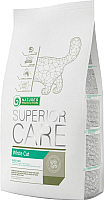 Корм для кошек Nature's Protection Superior Care White Cat / KIK25582 (15кг) -