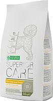 Корм для собак Nature's Protection Superior Care White Dog Large Breed Adult / NPS45257 (10кг) -