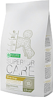 Корм для собак Nature's Protection Superior Care White Dog Small Breed Adult / NPS45072 (1.5кг) -
