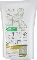 Корм для собак Nature's Protection Superior Care White Dog Small Breed Adult / NPS45071 (400г) -