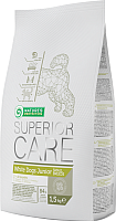 Корм для собак Nature's Protection Superior Care White Dog Small Breed Junior / NPS45075 (1.5кг) -