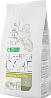 Корм для собак Nature's Protection Superior Care White Dog Small Breed Junior / NPS45076 (10кг) -