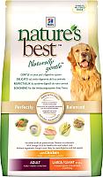 Корм для собак Natures Best Adult Maxi / KIK24325 (18кг) -