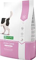 Корм для собак Nature's Protection Junior Lamb / NPS24336 (7.5кг) -